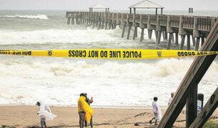 EEUU: masivas evacuaciones en Florida por la llegada de Dorian