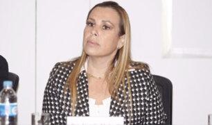 Caso Chinchero: PJ determina no dictar comparecencia restringida para Fiorella Molinelli