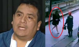 Adolfo Bazán: taxista que auxilió a víctima habla por primera vez y revela indignantes detalles