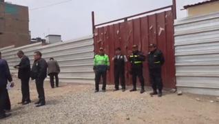 Santa Anita: sujeto balea a tres inspectores municipales por llevar su moto al depósito