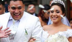 Josimar: esposa de salsero no continuará con demanda por violencia física y psicológica