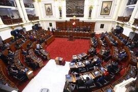 Jurado Nacional de Elecciones entregó credenciales a congresistas electos