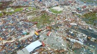 El devastador panorama que deja el paso del huracán Dorian en Bahamas