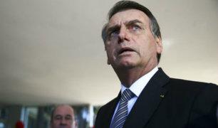 Brasil: gobierno de Bolsonaro rechaza formalmente ayuda de Francia