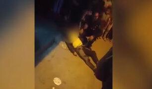 SJL: asesinan a balazos a hombre por no dejarse robar