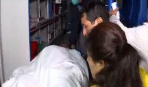 Gestante no pudo dar a luz en Hospital San Bartolomé por falta de incubadoras