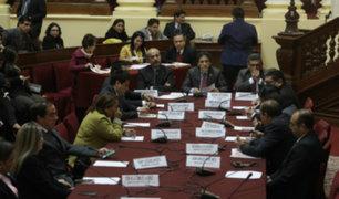 Congreso: Fiscalización pedirá facultades para investigar caso Conirsa
