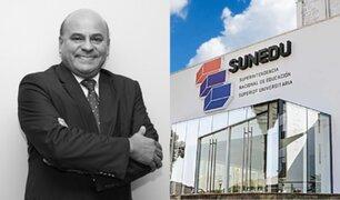 César Campos: es importante conocer qué está haciendo la Sunedu