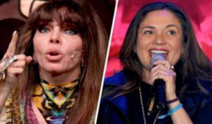 """Verónica Castro le responde a Yolanda Andrade: """"No soy lesbiana"""""""