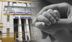Defensoría del Pueblo realizará seguimiento a caso de gestante que no fue atendida en hospital San Bartolomé
