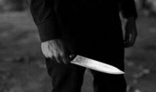 Huaycán: extranjeros acuchillan y matan a enfermero para robarle
