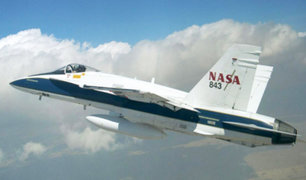 NASA inicia pruebas acústicas del primer avión supersónico silencioso