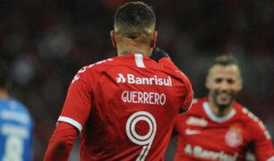 Copa de Brasil: revive el doblete de Paolo Guerrero que puso a Inter en la final