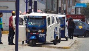 Rímac: escolar quedó grave tras arrojarse de mototaxi para evitar secuestro