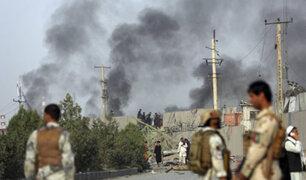 Al menos 16 muertos y más de 100 heridos dejó atentado en Afganistán