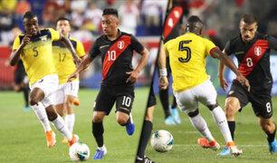 La Bicolor cae por 1-0 ante Ecuador por amistoso de fecha FIFA