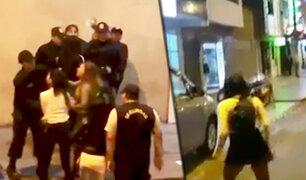 Vecinos denuncian que la prostitución se apodera de calles en Los Olivos