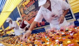 Turrón, espárragos, leche evaporada y otros productos peruanos están impedidos de ingresar a EE.UU.
