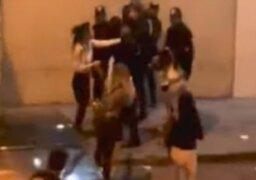 Violenta banda de meretrices extranjeras roban en Los Olivos