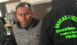 Argentina: detienen a peruano acusado de robo y venta de droga