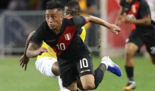 "Christian Cueva tras derrota ante Ecuador: ""Tenemos que corregir cosas"""