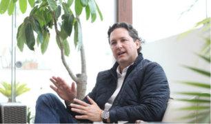 Salaverry manifestó no ver resultados tras reunión de Vizcarra con Olaechea