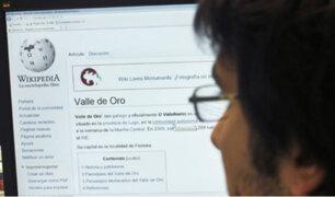 Wikipedia sufrió caída en varias regiones del mundo