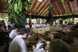 Martín Vizcarra: mandatarios firman pacto para conservación de la Amazonía