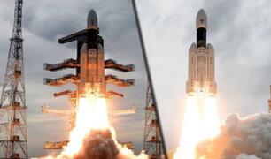 India puede convertirse en el cuarto país en llegar a la Luna