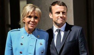 """""""Es realmente fea"""": así insultó un ministro brasilero a la primera dama de Francia"""
