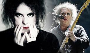 The Cure: tras cuatro décadas de rock and Pop continúan más vigentes que nunca