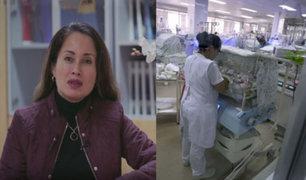 Elizabeth Zea: Se debe fiscalizar el sector salud tras muerte de bebés