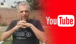 Javier Meneses lanza canal en YouTube y sigue su lucha contra el cáncer