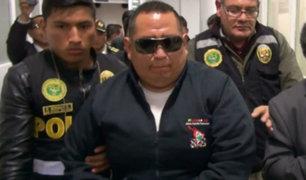 Huancayo: hermano de Vladimir Cerrón fue detenido tras audiencia