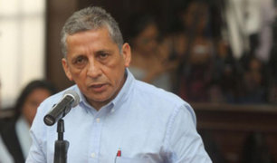 Antauro Humala presentó habeas corpus para trasladado a un hospital por COVID-19