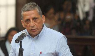 INPE: recomiendan trasladar a otro penal a Antauro Humala
