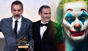 """""""Joker"""" se lleva el León de Oro en el Festival de Venecia"""
