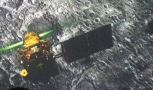 India fracasa en su intento de llegar a la Luna