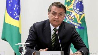 Presidente Bolsonaro fue operado con éxito de una hernia abdominal