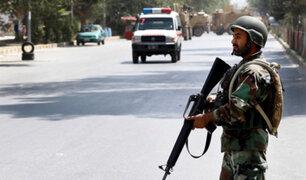 Comando Talibán secuestra a un grupo de periodistas