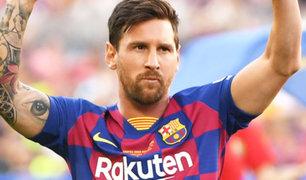 Lionel Messi no finalizaría su carrera en el Barcelona