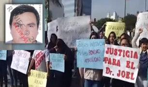 """""""Se ha hecho justicia"""", dijo el médico acusado de violar a niña tras ser liberado"""