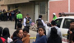 Hallan nuevos restos humanos cerca a colegio en San Martín de Porres