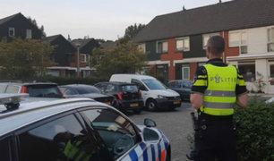 Holanda: al menos tres muertos y un herido deja tiroteo en las afueras de Róterdam