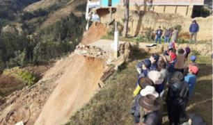 Huánuco: amplían estado de emergencia en Sillapata por desplazamiento de masas