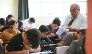 Consejo Nacional de Educación pide al Congreso fortalecer rol de Sunedu