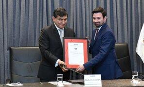 Perú cumplió con norma antisoborno en emisión de pasaporte electrónico