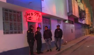 SMP: se habrían hallado más restos humanos en hostal