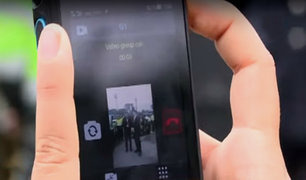 San Isidro: radios con cámaras transmiten en tiempo real intervenciones policiales
