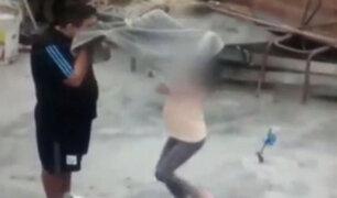 Chimbote: captan a hombre realizando tocamientos indebidos a menor de 7 años